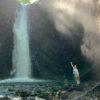 龍神がすまうパワースポット『妙蓮の滝』@富士川町 in 山梨県
